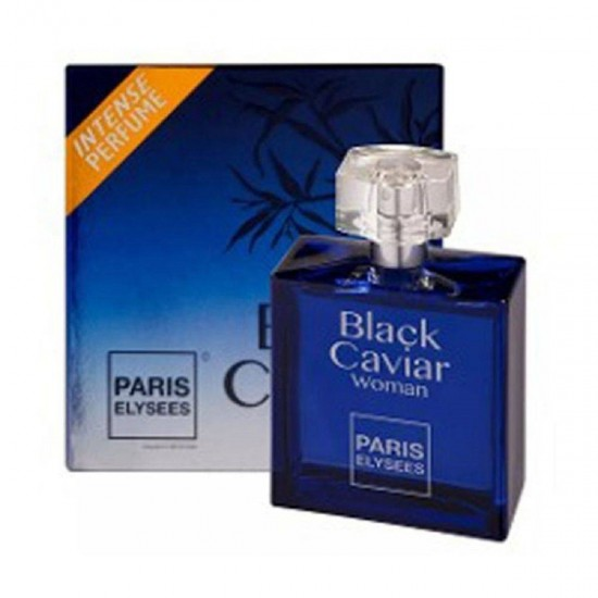 Perfume Importado Paris Elysees Black Caviar Woman EDT 100ml